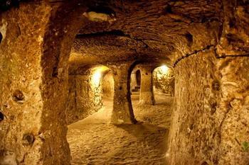 6 поражающих воображение подземных поселений в разных уголках планеты