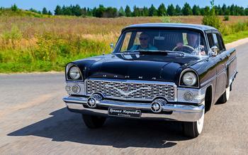 Крылья Советов: догоняем Америку на Чайке ГАЗ-13