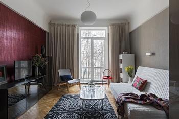 «Мы не хотели, чтобы интерьер выглядел слишком современным»: опыт оформления квартиры в сталинке