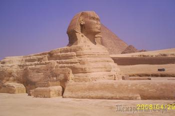 Египет – страна древних пирамид и современных курортов