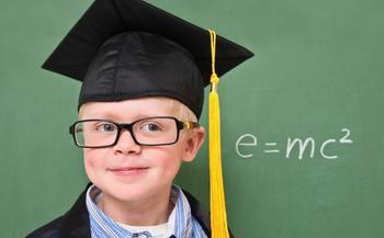 5 странных вещей, которые делают гениальные дети