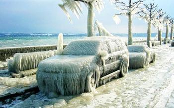 Замерз замок?! 5 проверенных способов открыть машину!
