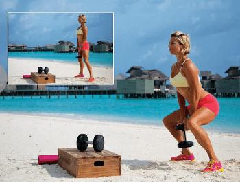 «Бразильская попа»: комплекс лучших упражнений