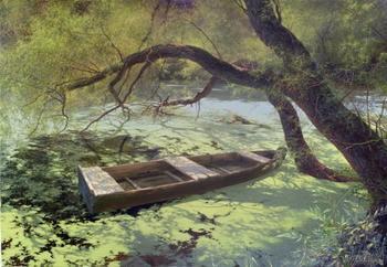 Современный украинский художник Юрий Клапоух