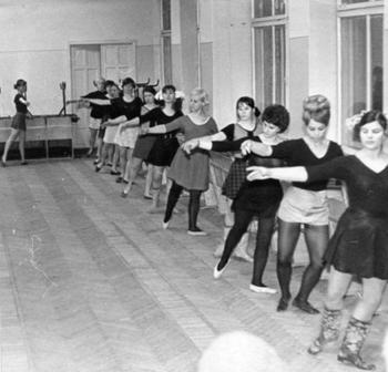 25 фото, показывающих спортивную жизнь в СССР
