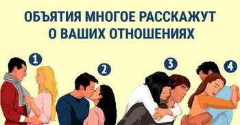 Выбери картинку и узнай, какие у вас отношения!