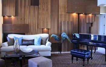 20 вдохновляющих примеров деревянной отделки стен своими руками