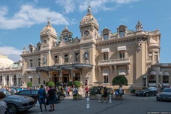Монако: Адлер Лазурного берега