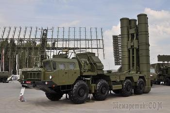 Стало известно, чем отличается российский С-400 от проданного Турции