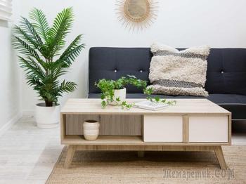 Кофейный столик — подробная инструкция как смастерить столик