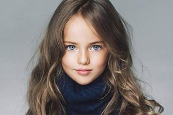 Самые красивые дети мира: 8 юных обладателей неповторимой внешности