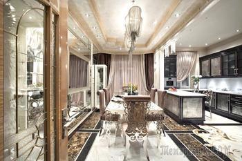 Квартира в бывшем доходном доме в Москве