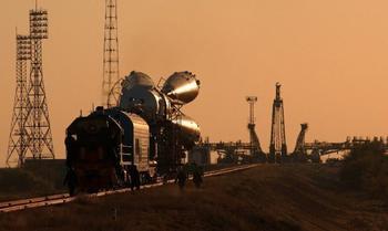 Как строили космодром «Байконур»