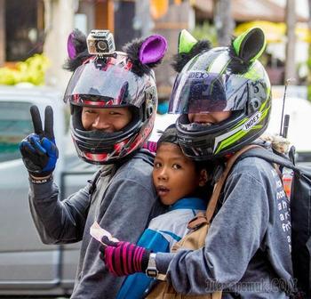 20 вещей, которые можно увидеть только в Азии
