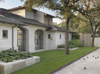 Великолепный дом для семьи в Техасе