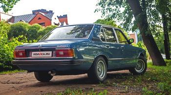 Непреодолимая тяга к жизни: опыт владения BMW 520 E12