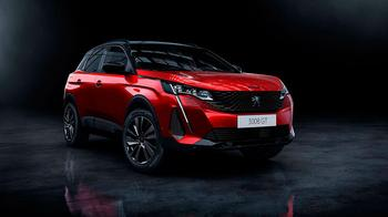 Новый Peugeot 3008: Возможно лучший кроссовер на рынке