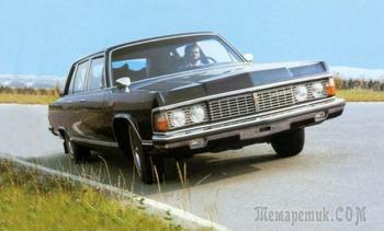 С кондиционером и на пневме: заводские роскошные опции в автомобилях СССР