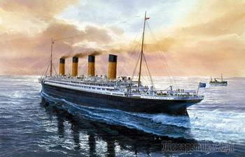 Кто из русских был на борту «Титаника» и кому из них удалось спастись