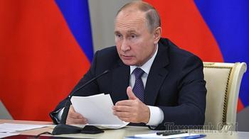 Путин раскритиковал зарплаты врачей