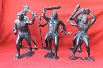 «Пещерные люди» из СССР
