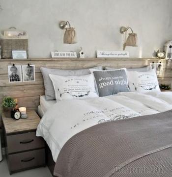 Модные интерьерные идеи, которые помогут превратить спальню в уютное гнёздышко