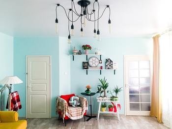 Квартира 62 м² для мамы с сыном в Санкт-Петербурге
