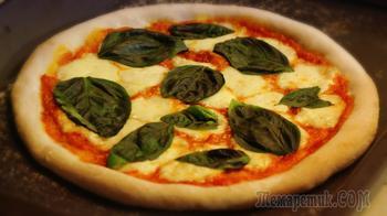 Итальянская пицца дома!