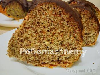 Муравьиный кекс – оригинально и очень вкусно
