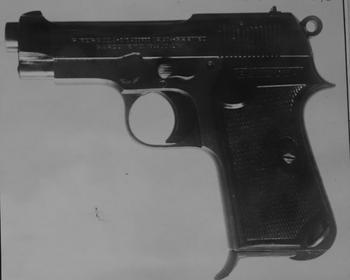 Отчет стрелкового полигона: Beretta model 1934