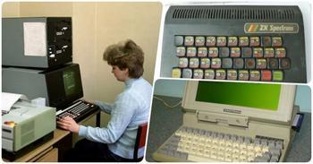 Какими были компьютеры в СССР