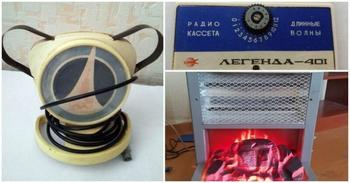 17 нужных вещей из СССР, которые ныне пылятся в гараже