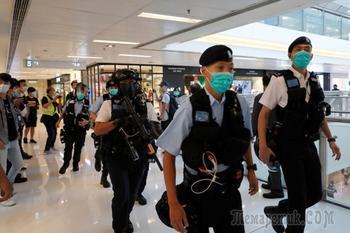 Китай усилит контроль над Гонконгом