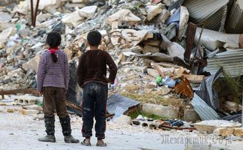 Дамаск заявил о похищении 44 детей для инсценировки химатаки в Сирии
