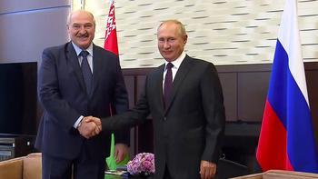 «Нужна ли сейчас интеграция с Россией?»: Путин встретился с Лукашенко