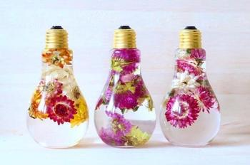 Как законсервировать цветы