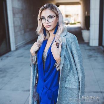 Новые образы от красавицы Cara Van Brocklin из штата Юта: весна 2018