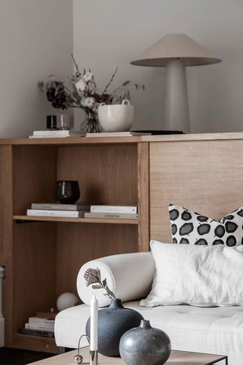 Интересное зонирование и стильный дизайн: квартира для одного в Стокгольме