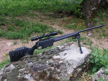 Современные снайперские винтовки. Часть 1