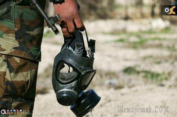 В Гуте Армия Сирии захватила завод по производству химоружия, созданный специалистами из стран НАТО и КСА (ФОТО)