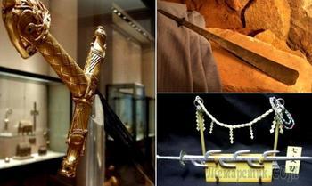 10 легендарных клинков, которые оставили след в истории