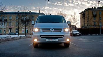 Ведро с медом, ведро с дегтем: тест-драйв и ремонт Volkswagen Multivan T5