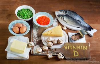 Чем опасен дефицит витамина D