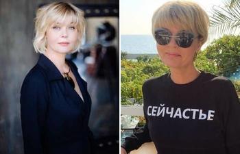 Юлии Меньшовой исполнился 51 год