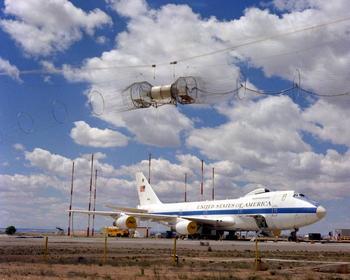 «Самолёт Судного дня» Boeing E-4B
