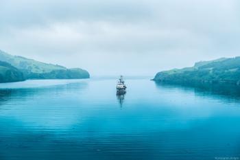 Остров Шикотан в фотографиях