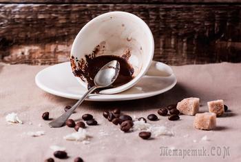 30 примеров неожиданного использования кофейной гущи, которые сделают вашу жизнь проще