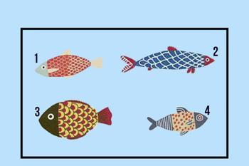 Выберите рыбку и узнайте, какой ваш самый большой страх в жизни