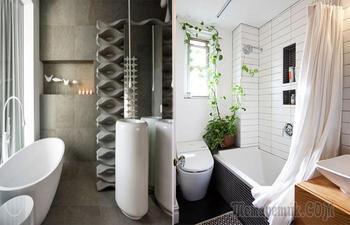 Как правильно обустроить ванную комнату: идеи для тех, кто затеял ремонт или решил обновить интерьер