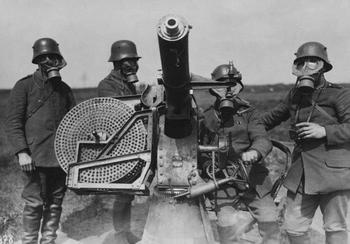 Почему Вторая мировая война не стала полигоном для испытания химического оружия